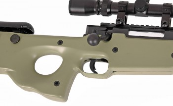 Replica sniper MB01/08 olive - Well 9