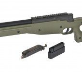Replica sniper MB01/08 olive - Well 12