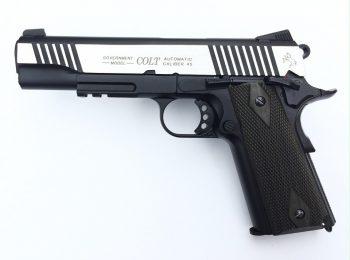 Replica Colt M1911 full metal dual tone CyberGun magazin Squad Store