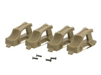Set manere pentru M4 - Coyote magazin Squad Store
