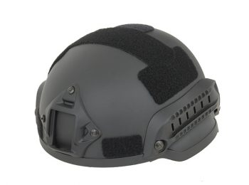 Casca Spec-Ops Mich ultra-usoara neagra 8Fields magazin Squad Store