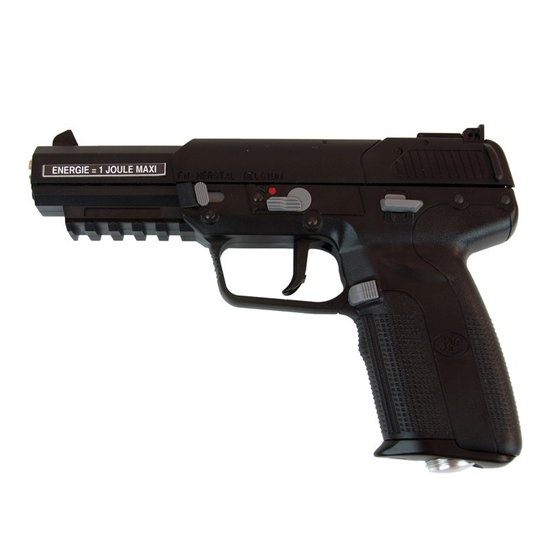 Replica FN FiveSeven blow-back CyberGun magazin Squad Store