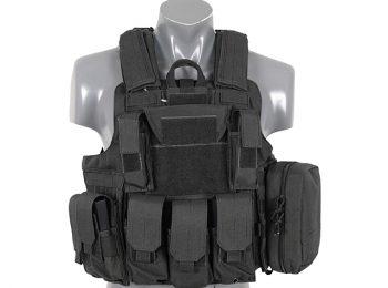 Vesta tactica Ciras Maritime black 8Fields magazin Squad Store