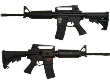 Replica ASR101 Warrior cu blow-back APS magazin Squad Store