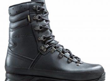 Bocanci Combat GTX negri marime 42 1/2 Lowa magazin Squad Store