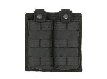 Portincarcator dublu cu acces rapid negru - 8Fields magazin Squad Store