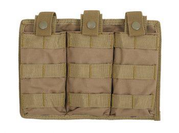 Portincarcator triplu cu acces rapid coyote - 8Fields magazin Squad Store