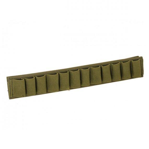Centura cartuse shotgun olive - 8Fields magazin Squad Store
