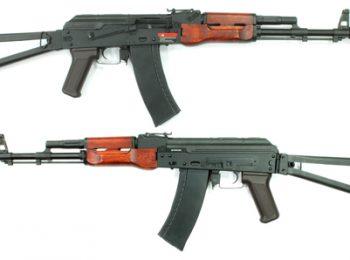 Replica ASK204 Warrior cu blow-back APS magazin Squad Store