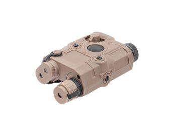 Cutie AN/PEQ-15 laser/lanterna tan - BattleAxe magazin Squad Store