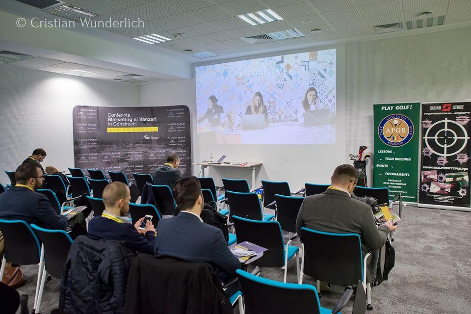 Promovarea teambuilding Squad Store la Noua criza in piata constructiilor 2017