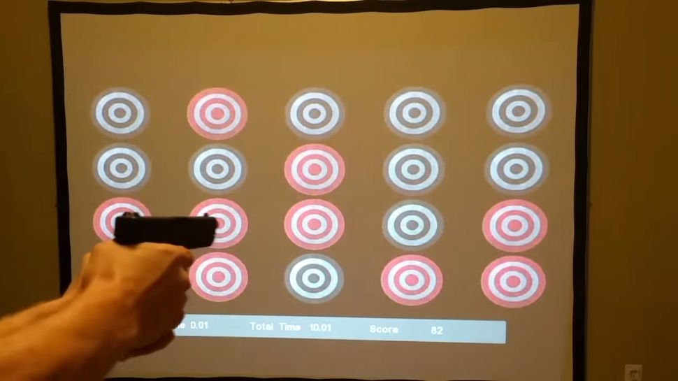Smokeless Range la magazin Squad Store, simulator laser pentru antrenament tintire