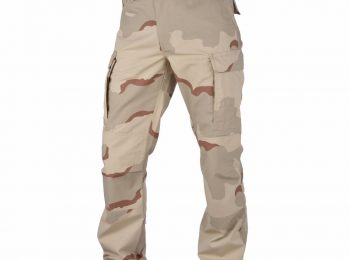 Pantaloni BDU Rib-stop desert camo mar.50 - Pentagon