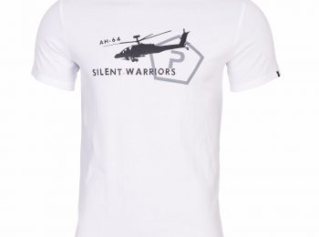 Tricou Helicopter alb M - Pentagon