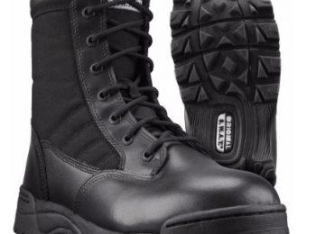 Bocanci Classic 9 inch negri marime 42 SWAT magazin Squad Store