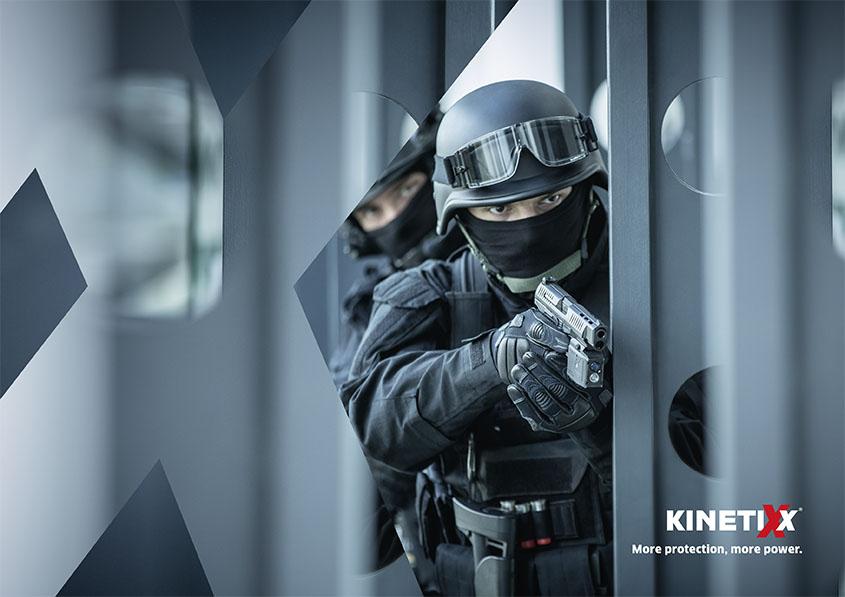 KinetiXx la magazinul Squad Store