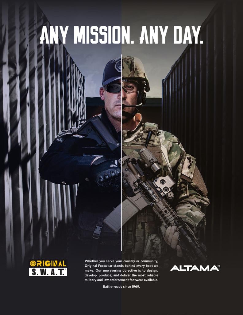 Swat si Altama experti in incaltaminte superioara magazin Squad Store