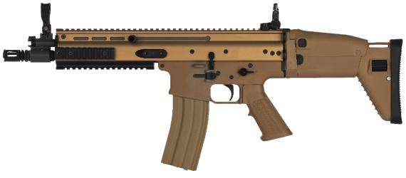Replica FN SCAR dark earth - CyberGun