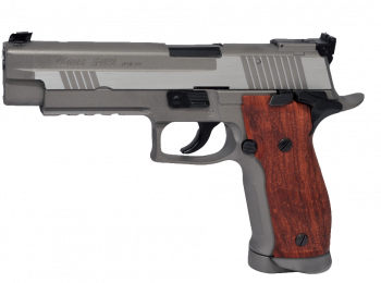 Replica Sig Sauer P226 X-Five full metal silver - CyberGun