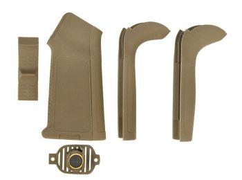 Maner ergonomic reglabil M4/M16 coyote - BigDragon magazin Squad Store