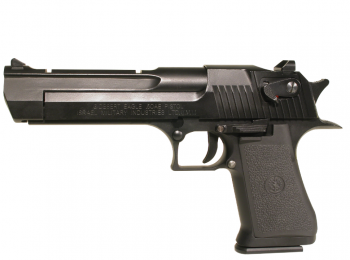 Replica Desert Eagle 50AE semi auto CO2 - CyberGun