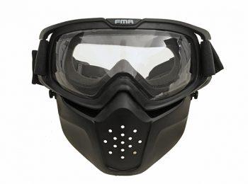 Masca de protectie cu lentile anti ceata - FMA