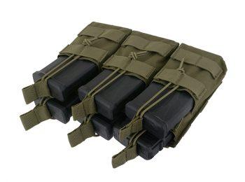 Portincarcator 6 incarcatoare M4/M16 olive - 8Fields
