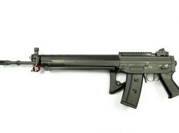Replica Sig Sauer 550 full metal cu blow-back - Swiss Arms