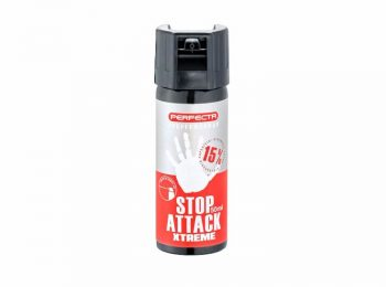 Spray cu piper Stop Attack Xtreme 50 ml - Perfecta