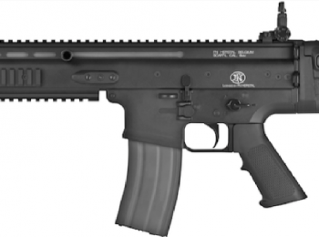 Replica FN SCAR black - CyberGun
