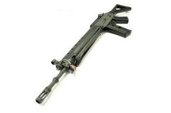 Replica Sig Sauer 550 full metal cu blow-back - Swiss Arms 1
