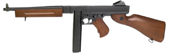 Replica Thompson Military M1A1 - CyberGun