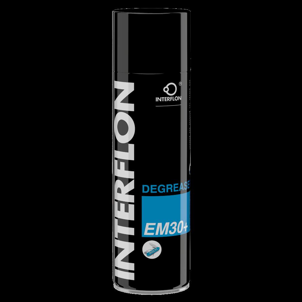 Solutie Degreaser EM30+ aero 500 ml - Interflon magazin Squad Store