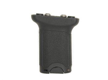 Maner vertical scurt keymod negru - Element magazin Squad Store
