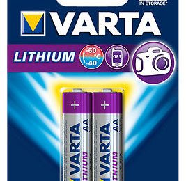 Baterie AA Varta Profesional litiu - VARTA
