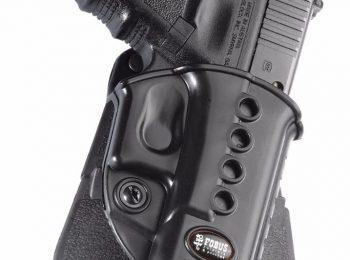 Toc Evolution pentru pistol Glock 17/19 - Fobus