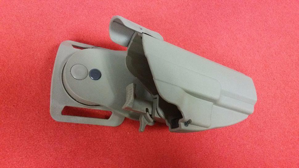 Toc pistol polimer desert Ultor Glock 17 - King Cobra magazin Squad Store