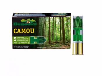 Cartus Brenneke Camou Calibrul 12/70/28.4G