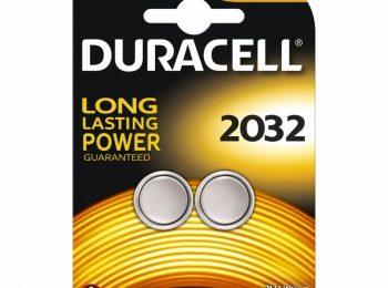 Baterie DL2032 Litiu 3V - Duracell