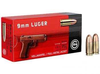 Cartus Geco Calibrul 9X19 Luger/FMJ/8.0 G magazin Squad Store