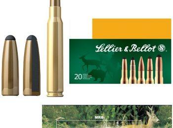 Cartus Sellier & Bellot Calibrul 30.06SPRG/Teilmantel/11.7 G