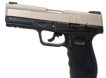 Replica Taurus 24/7 CO2 blowback dual tone/silver - CyberGun