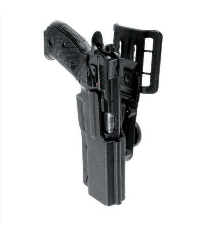 Toc pistol curea polimer Evo One Silver - King Cobra magazin Squad Store