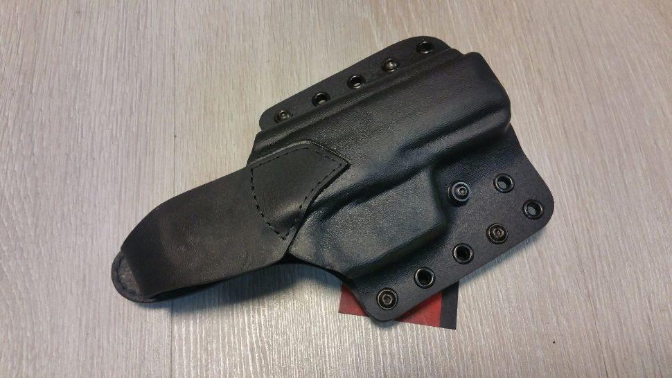 Toc pistol Evo One Atlas P2000 Kydex - King Cobra magazin Squad Store