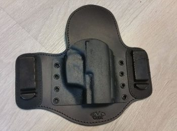 Toc pistol Evo One Shadow cu suport P2000K Kydex - King Cobra magazin Squad Store