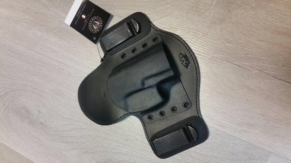 Toc pistol Evo One Shadow cu suport SFP9 Kydex - King Cobra magazin Squad Store