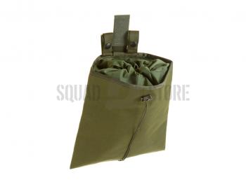 Saculet utilitar pliabil olive - Invader Gear magazin Squad Store