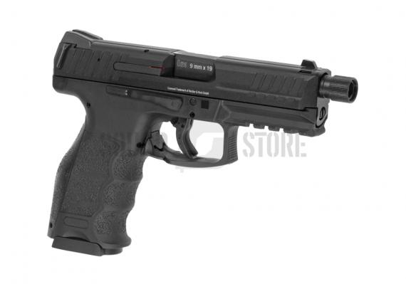 Replica pistol H&K SFP9 (VP9) slide metal negru - VFC