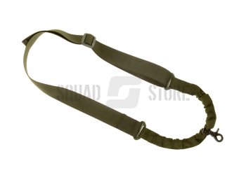 Curea tactica 1 punct Bungee olive - Invader Gear