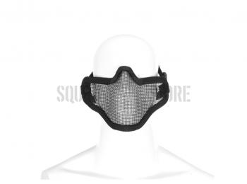 Masca din plasa metalica neagra - Invader Gear
